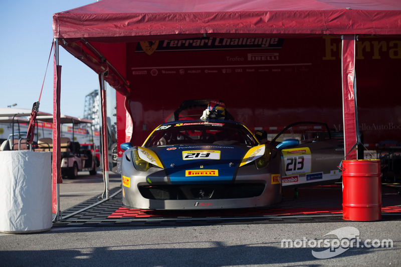 Marc Muzzo, Ferrari de Ontario