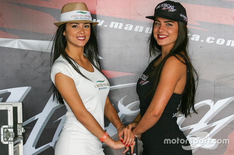 Hot grid girls Argentina ESCO at La Plata