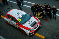 Francisco Mora, SEAT Leon TCR, Veloso Motorsport