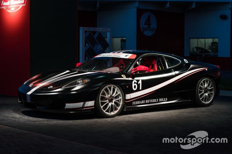 Ferrari Challenge car