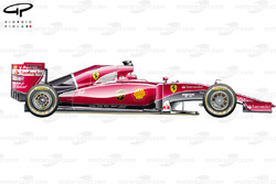 Ferrari ST15-T side view