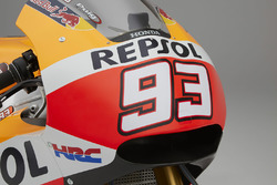 Honda RC213V 2016 of Marc Marquez, Repsol Honda Team