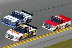 Parker Kligerman, Ford, Ben Kennedy, Red Horse Racing Toyota, Timothy Peters, Red Horse Racing Toyot