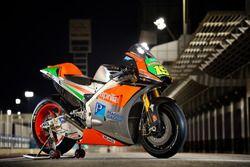 De Aprilia RS-GP 2016 van Alvaro Bautista, Gresini Racing