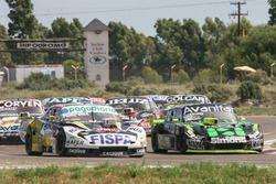 Emiliano Spataro, UR Racing Dodge, Mauro Giallombardo, Maquin Parts Racing Ford