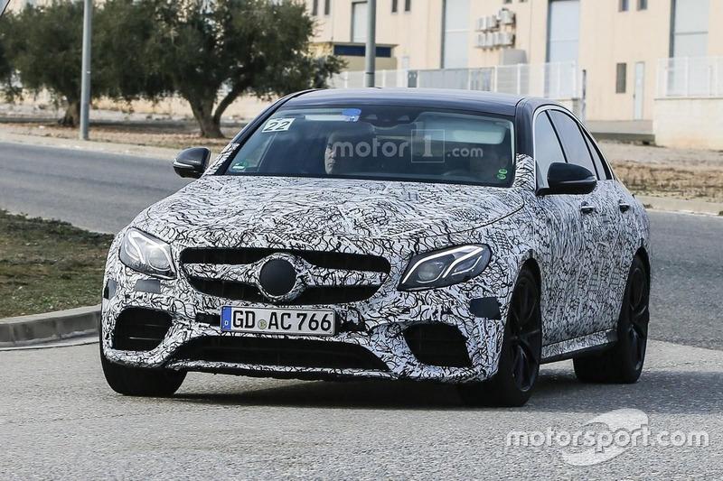Mercedes AMG E63 2017