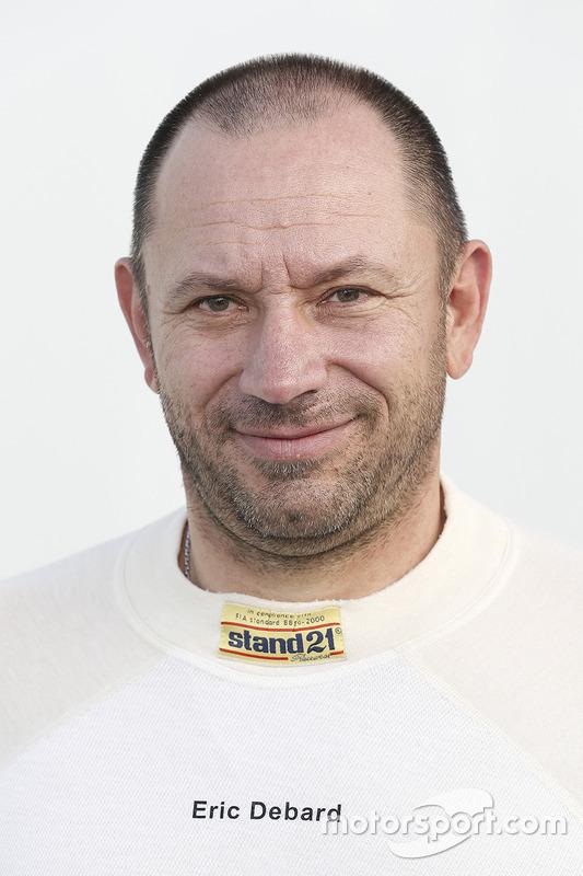 Eric Debard, Panis-Barthez Competition