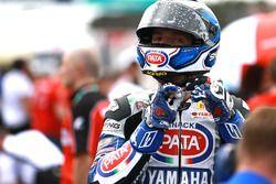 Sylvain Guintoli, Pata Yamaha sur la grille