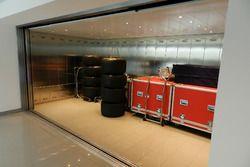 L'usine Scuderia Toro Rosso