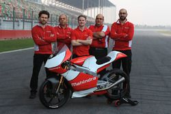 Danny Webb, Mahindra Racing, Mufaddal Choonia, Mahindra Racing SPA CEO