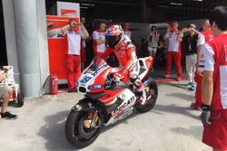 Кейси Стоунер, Ducati Desmosedici GP15