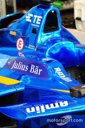 Auto von Simona de Silvestro, Amlin Andretti Formula E