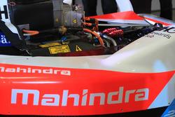 Detail von Mahindra Racing M2Electro