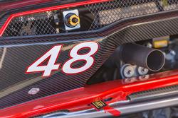 #48 Paul Miller Racing Lamborghini Huracan : Mirko Bortolotti, Bryan Sellers, Madison Snow, Bryce Miller