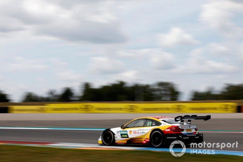 Sheldon van der Linde, BMW Team RBM, BMW M4 DTM