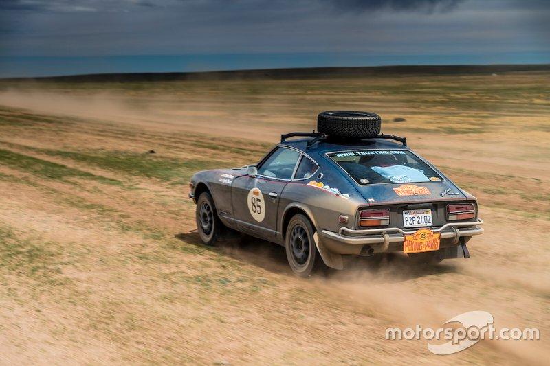 Chris en Tjerk Bury (85) – Datsun 240Z