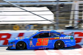 Matt Tifft, Front Row Motorsports, Ford Mustang Hilliker Glass/Surface