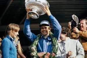 Carlos Reutemann, Brabham festeggia al GP del Sud Africa