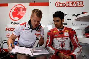 Andi Izdihar, Honda Team Asia