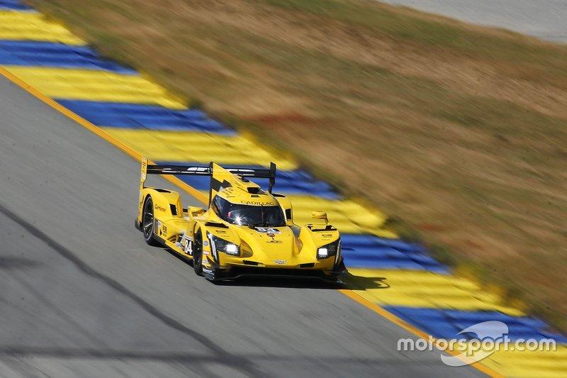 #84 JDC-Miller Motorsports Cadillac DPi: Simon Trummer, Stephen Simpson, Chris Miller