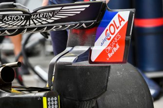 Achtervleugel Red Bull Racing RB15