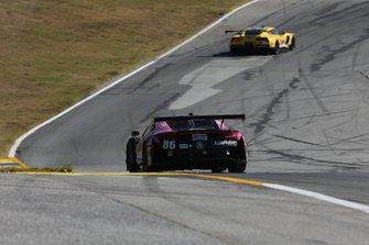 #86 Meyer Shank Racing w/ Curb-Agajanian Acura NSX GT3: Mario Farnbacher, Trent Hindman, Justin Marks