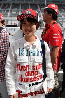 Un fan