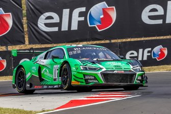 #17 Belgian Audi Club Team WRT Audi R8 LMS GT3: Shae Davies, Tom Gamble