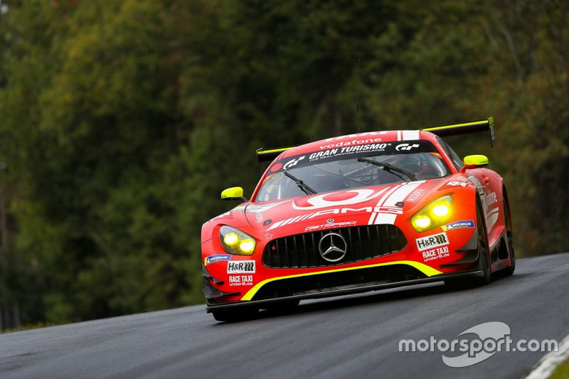 #2 GetSpeed Performance Mercedes-AMG GT3: Dominik Baumann, Philip Ellis