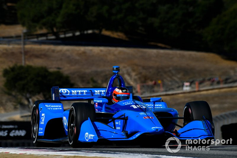 5. Felix Rosenqvist, Chip Ganassi Racing Honda