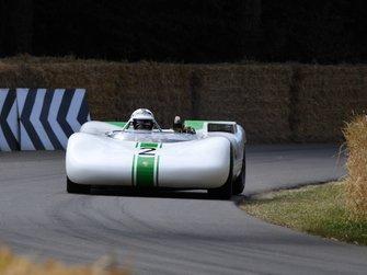 Porsche Bergspyder Richard Attwood