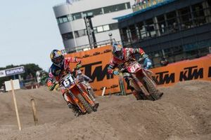 Jorge Prado y Jeffrey Herlings, Red Bull KTM Factory Racing