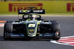 Теппеи Натори, Carlin Buzz Racing