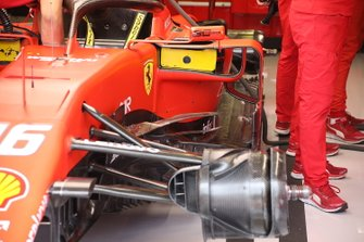 Ferrari SF90, technical details