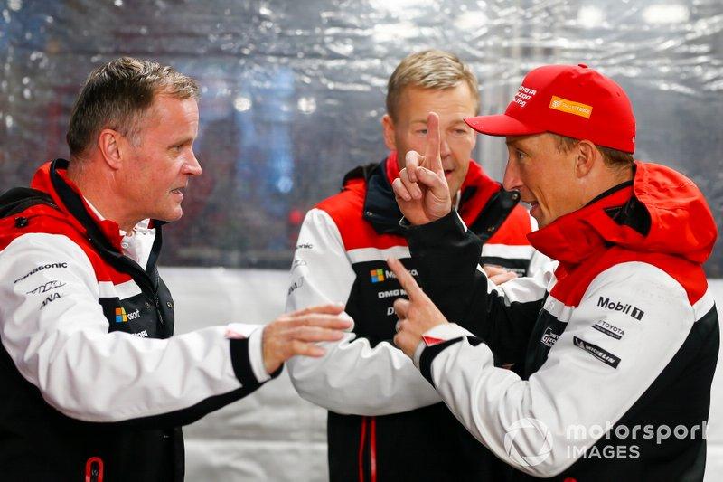 Tommi Makinen, Toyota Gazoo Racing, Kris Meeke, Toyota Gazoo Racing