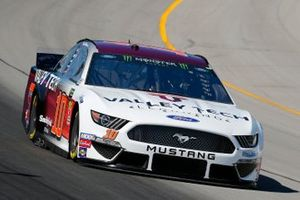 Aric Almirola, Stewart-Haas Racing, Ford Mustang Valley Tech Learning