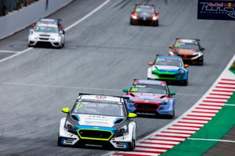 Josh Files, Target Competition Hyundai i30 N TCR leads