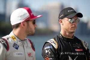 Daniel Abt, Audi Sport ABT Schaeffler, Andre Lotterer, DS TECHEETAH