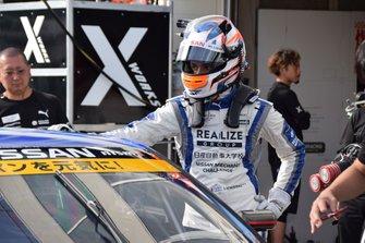 #56 Kondo Racing Nissan GT-R: Sacha Fenestraz