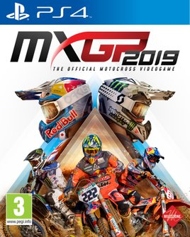 MXGP 2019 game - PS4