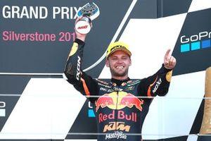 Tercer lugar Brad Binder, KTM Ajo