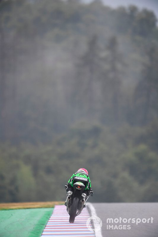 Tom Booth-Amos, CIP Green Power