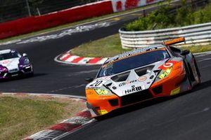#20 Lamborghini Huracan 'Dieter Schmidtmann', Heiko Hammel, Franck Perera
