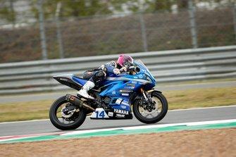 Enzo de la Vega, Yamaha