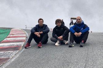 Benjamin Hites, Stefano Gai, Federico Stirpe
