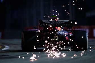Alexander Albon, Red Bull Racing RB15