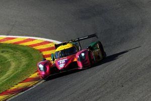 #10 Oregon Team Norma M 30 Nissan: Damiano Fioravanti, Gustas Grinbergas, Lorenzo Bontempelli