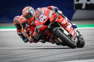 Andrea Dovizioso, Ducati Team, Marc Marquez, Repsol Honda Team, Fabio Quartararo, Petronas Yamaha SRT