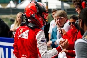 Il vincitore Marcus Armstrong, PREMA Racing