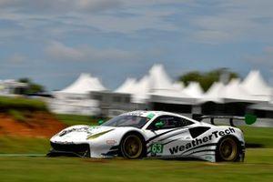 #63 Scuderia Corsa Ferrari 488 GT3, GTD: Cooper MacNeil, Toni Vilander